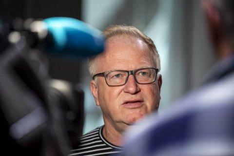 – Tiden er i hvert fall ikke inne til å samles til fester med høy promille og høy musikk, sier seksjonssjef Trond Egil Hansen.