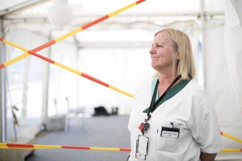 Sjefen for Bergen legevakt tror det er mindre smitte i Bergen.