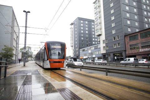 Det er faktisk ikke bare trasévalg forbi Bryggen som må bestemmes når Bybanen bygges til Åsane.