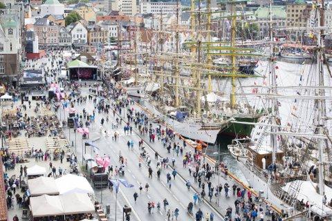 Tall Ships Races Bergen 2019 ble en publikumssuksess med nærmere 200.000 individuelle gjester, men arrangøren tapte mye penger på gjennomføringen.