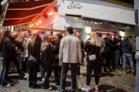 Utestedet Lille er gjenstand for en bitter konflikt mellom to tidligere forretningspartnere og venner.