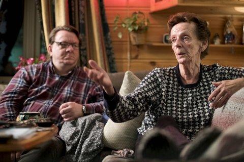 Annlaug Kvalheim vet ikke helt hva hun skal gjøre. Innen utgangen av året må hun og hennes to sønner være ute av leiligheten de har bodd i siden 2008.