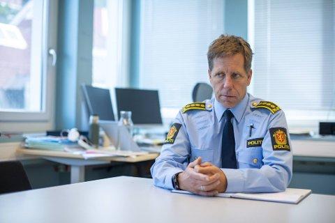 Påtaleleder Gunnar Fløystad i Vest politidistrikt.