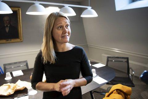 – Bransjen trenger forutsigbarhet. Vi må holde virksomhetene i live til vaksinen kommer og vi kan begynne å reise igjen i 2021, sier Astrid Bergmål i Virke Reiseliv.