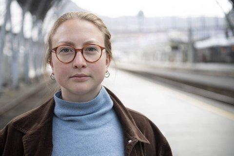 Eline Haakestad, byråd for miljø- og byutvikling (MDG).