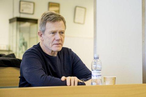Øystein Søbstad var smittevernoverlege i Bergen frem til 2015.