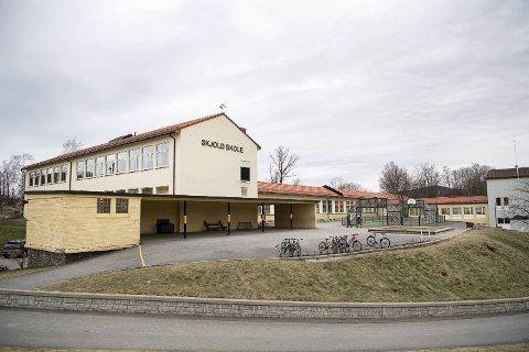 Det pågår smittesporing på Skjold skole i Fana.