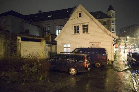 Reidar Osen (72) ble overfalt av maskerte menn da han satte seg inn i bilen sin som sto parkert i Heggbakken, like ved Galleri Nygaten.