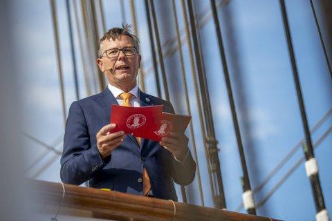 Dag Rune Olsen, professor og rektor ved Universitetet i Bergen, har søkt jobb ved Universitetet i Tromsø.