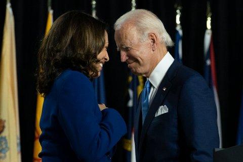 Joe Biden og Kamala Harris blir USAs neste president og visepresident.