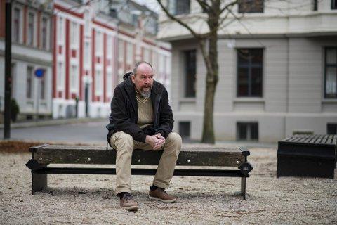 Rolf Sejersted har vært gjennom en tung kreftbehandling dette året.