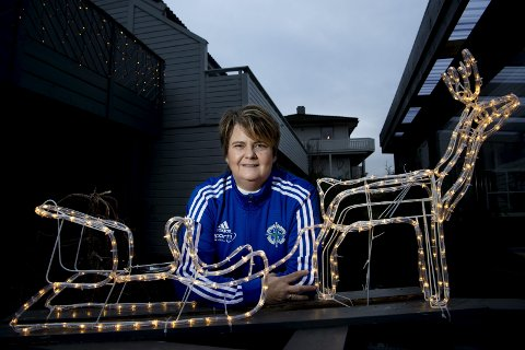 Ingenting å si på julestemningen i Åsane. Bergen Nord-leder Heidi Teigland fikk en idé da hun sveipet gjennom Facebook lørdag morgen. Den ideen ble til 78.000 kroner.