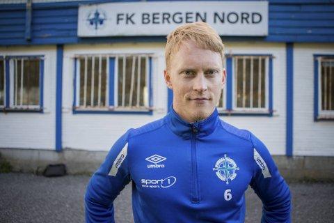 Mathias Macody Lund er trener for Bergen Nord i 4. divisjon og BAs fotballekspert.