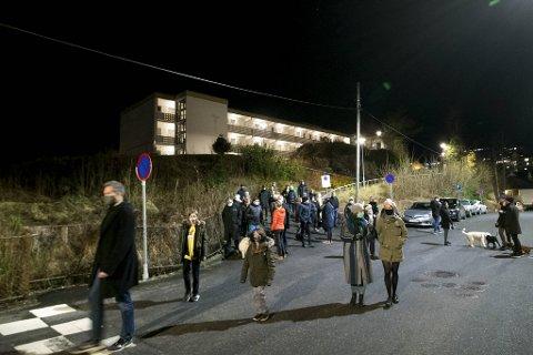Naboene til det planlagte botiltaket for rusbrukere i Nyhavnsveien får blandet støtte.