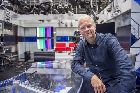 TV 2s sportssjef Vegard Jansen Hagen kan glede seg over at norsk fotball er tilbake på kanalen.