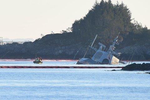 Forsvaret vil redusere fregattseilingen i starten av neste år etter en fersk rapport om Helge Ingstad-forliset.