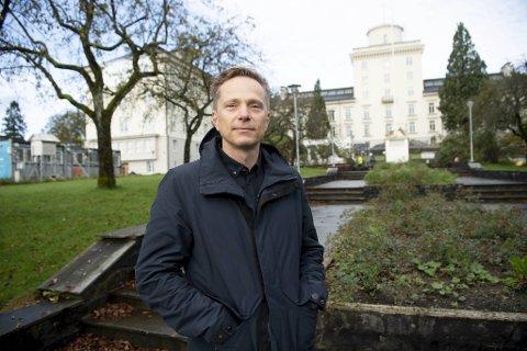 Modellene Erik Kolstad jobber med varsler været langt frem i tid.