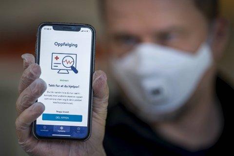 Folkehelseinstituttet (FHI) håper flest mulig laster ned den nye smitteappen og gir den en sjanse, selv om forgjengeren  floppet.