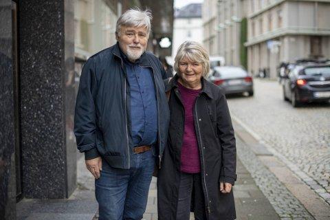 Gerd Lillian Yndestad (1948) og Torleif Yndestad (1951), Godvik