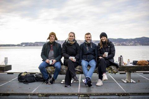 Bastian Stokseth (1997), Skuteviken, Ingvild Haredal (1998), Marken, Øyvind Villanger (1998), Sentrum, og Hedda Mørk Saggau Holm (1999), Nøstet