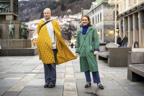 Solvår Øyen (1997), Oslo, og Oda Wulvik (1997), Møhlenpris