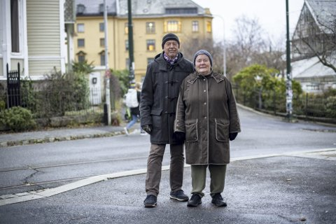 Jannicke Bøe (1949) og Asgeir Helle (1948), Høyden
