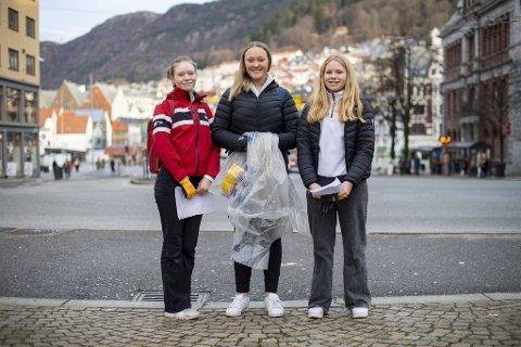 Andrea Lillefosse Lundgren (2006), Åsane, Isabell Karlsen (2006), Ytre Sandviken og Silje Herland (2006), Ytre Sandviken
