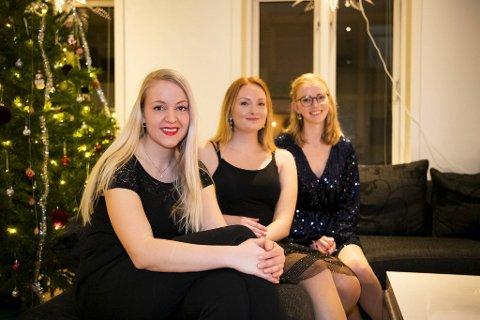 Linni Sørheller fra Ålesund, Guro Kårøy Almås fra Stord og Kjersti Øvreland Rian fra Trondheim. De ble kjent via sosiale medier.