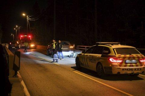 Viggo Andersen fikk en uggen opplevelse da han fikk en bil i sin kjørebane på Hardangervegen fredag kveld. – Bilen kjørte rett i fronten min.