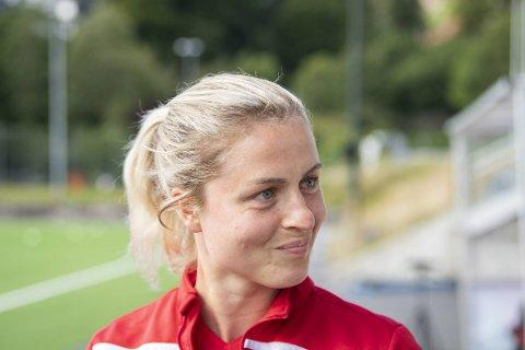 Kaptein Ingrid Spord (25) har forlenget med Sandviken. Dermed er stammen fra årets lag intakt, pluss at klubben har signet tre landslagsspillere – alle fra Klepp.