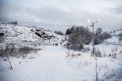Endelig er snøen her, men én ting ødelegger idyllen