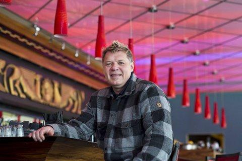 Tom Greni i Ricks-gruppen har mange års erfaring fra utelivsbransjen i Bergen, og har opplevd hvordan narkotikabruk kan ødelegge et utested.