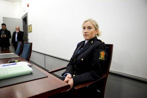 1. mars starter Sidsel Isachsen som seksjonsleder i Vest politidistrikt. Det er det mange i politiet som ikke er fornøyde med. (Arkiv)