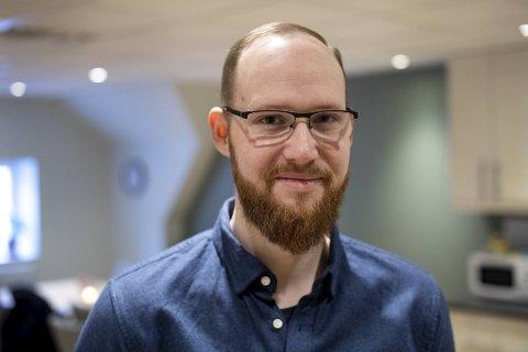 Daniel Spjeld sitt mål er at brukerne skal bli sett og forstått hos ROS.