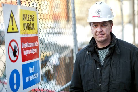 Jorge Dahl, leder i Unionen Fagforening har tatt initiativ til «Fair Play Bygg» i Bergen. de skal ansette folk og etablere egne kontorer for å styrke kampen mot arbeidslivskriminalitet.