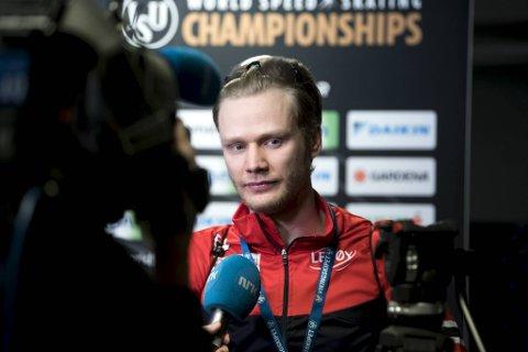 Håvard Lorentzen kom på 5. plass i VM. Nå forteller han og samboeren hva de mener har gått galt.