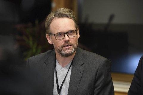 Marius Arnason Bøe er direktør for etat for skole i Bergen kommune.
