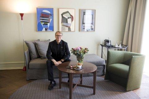 Hotellsjef Kjetil Smørås i De Bergenske, sier at de allerede har satt av 130 rom på Augustin som kan være karantenerom.