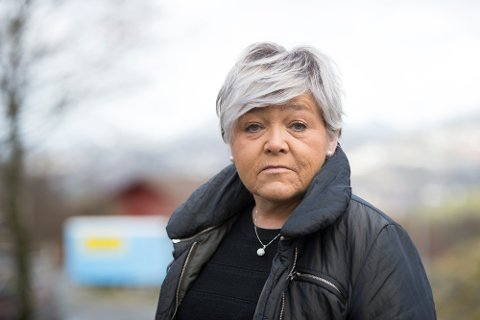 Grethe Lindebjerg (58) frykter for livet, om hun blir smittet av koronaviruset.