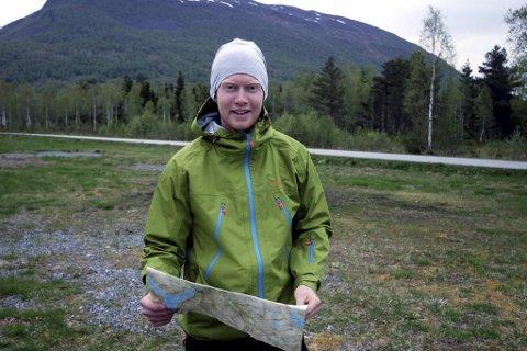 Den faste deltidsstillingen Rikard K. Bøe har i Briksdal Adventure AS er relevant for utdannelsen hans.