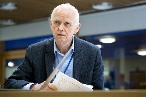 Geir Bukholm i Folkehelseinstituttet.
