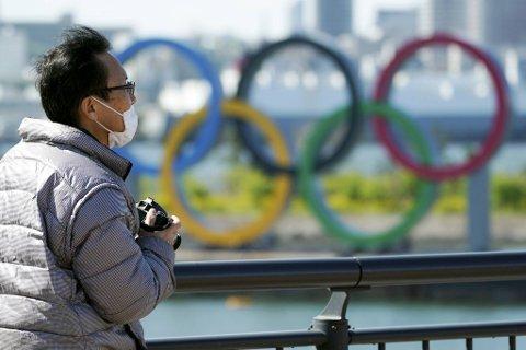 OL i Tokyo blir etter alle solemerker utsatt.