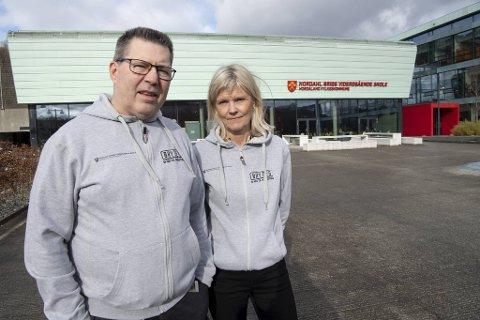 Kjentmennene Bjørn Madsen og Marit Stene er begge bekymret for økende aksept av bruk av rusmidler.