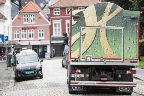 Stenging av utelivet har gjort at Hansa Borg Bryggerier har mistet en stor del av omsetningen.