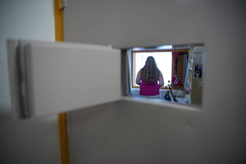 BA besøkte flere kvinner i Bergen fengsel i fjor sommer.