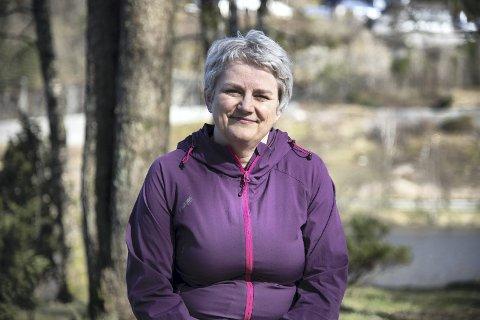 Jobb lenge: Direktør for etat for helsetjenester, Brita Øygard, tror arbeidet med covid-19 vil vare lenge for hennes etat. Foto: Agnieszka Iwanska