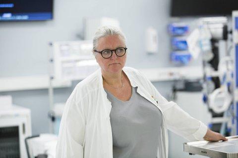 Direktør for Mottaksklinikken på Haukeland sykehus Anne Taule.