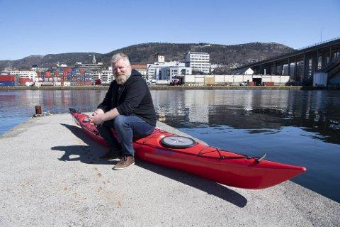Eivind Kjellevold og Nemo Classic Diving har lært tusenvis av bergensere å dykke. Siden 2008 har de også hatt kurs i padling, og både leier ut og selger kajakker.