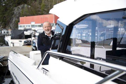 Askeladden-sjef Henrik Askvik gleder seg over et overraskende bra marked for tiden.