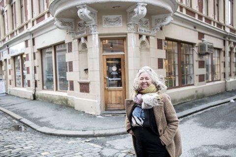 Maria Molden, etatssjef for Byarkitekten håper bergenserne vil gå på påsketur og se på arkitektur.